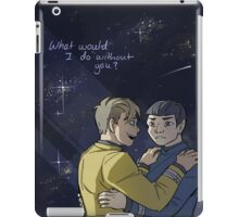Without You iPad Case/Skin