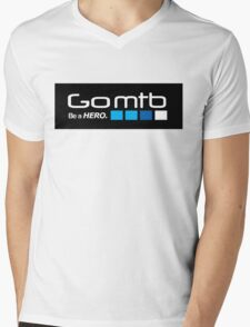 MTB Mens V-Neck T-Shirt