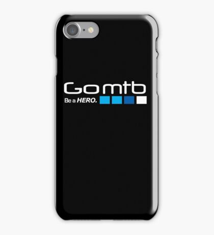 MTB iPhone Case/Skin