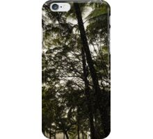 Sunny Tropical Rain - Refreshing Shower in Hawaii iPhone Case/Skin