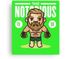 conor mcgregor Canvas Print