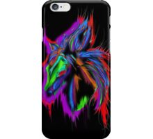 Psychedelic Horse iPhone Case/Skin