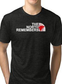TNR MASH UP Tri-blend T-Shirt