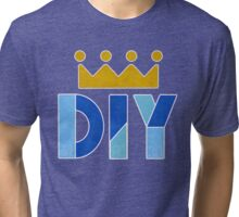 DIY 2 Royals! Tri-blend T-Shirt