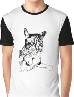 Cat Paws Graphic T-Shirt