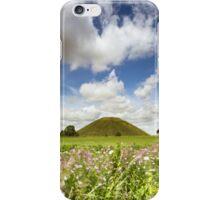 Silbury Hill , Avebury iPhone Case/Skin