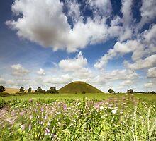 Silbury Hill , Avebury by Celtic Mystery