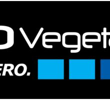 Go Vegetarian Sticker