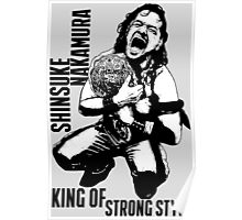 Best King Of Strong Style Poster