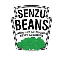Senzu Beans Parody Photographic Print