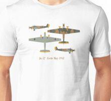 Ju 52 Crete May 1941 Unisex T-Shirt