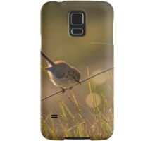 On The Fence Samsung Galaxy Case/Skin