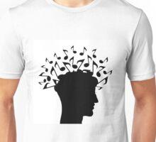 Musical head Unisex T-Shirt