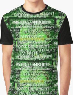 BUYING SEASON 3 Graphic T-Shirt
