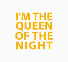 Queen Of The Night Women's Fitted Scoop T-Shirt