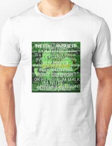 BUYING SEASON 3 Unisex T-Shirt
