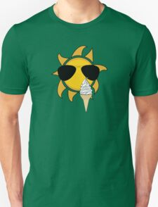 The Cool Sun Unisex T-Shirt