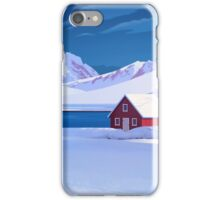 Ice Home iPhone Case/Skin