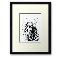 """Air"" Framed Print"