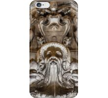 Pantheon's Fountain // Rome iPhone Case/Skin
