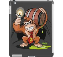 Donkey Kong special Fire iPad Case/Skin