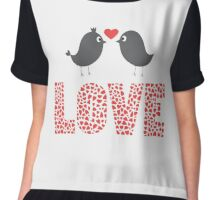 forever of love from bird Chiffon Top