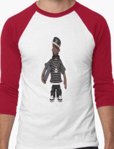 J Dilla Doll t-shirt - Special tee for fan Men's Baseball ¾ T-Shirt