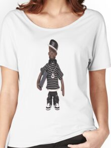 J Dilla Doll t-shirt - Special tee for fan Women's Relaxed Fit T-Shirt