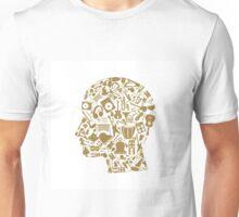 Musical head4 Unisex T-Shirt