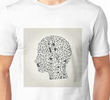 Musical head5 Unisex T-Shirt