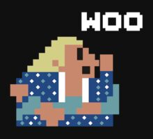 8-Bit WOO Man by DarkMatchDuds