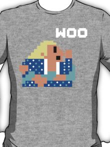 8-Bit WOO Man T-Shirt