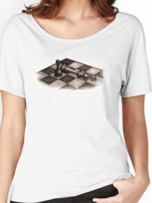 Bested (Chess) Women's Relaxed Fit T-Shirt