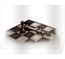 Bested (Chess) Poster