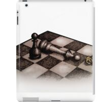 Bested (Chess) iPad Case/Skin