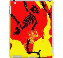Blood Flood Debris iPad Case/Skin
