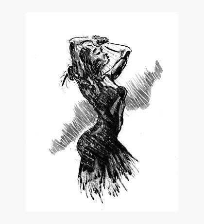 """Dancer"" Photographic Print"