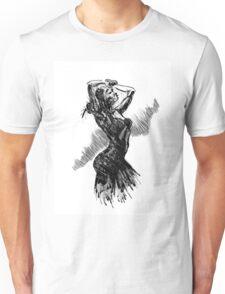 """""""Dancer"""" Unisex T-Shirt"""