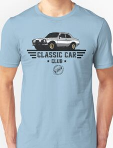 DLEDMV - Classic Car Club T-Shirt