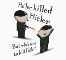 Hitler killed Hitler Kids Clothes