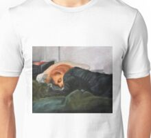 Dana Scully missing Fox Mulder Unisex T-Shirt