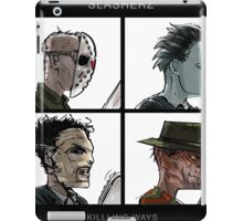 Slasherz iPad Case/Skin