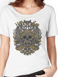 ARS LONGA, VITA BREVIS Women's Relaxed Fit T-Shirt