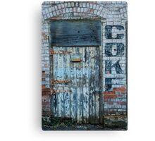 1098 Coke Canvas Print