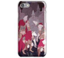 The Undead Legion  iPhone Case/Skin