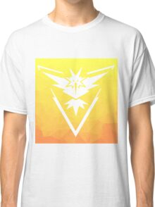 Pokémon GO - Team Instinct Classic T-Shirt