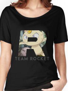 Pokemon Team Rocket Women's Relaxed Fit T-Shirt