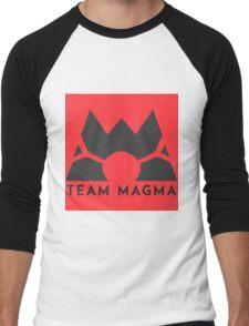 Pokemon Team Magma Men's Baseball ¾ T-Shirt
