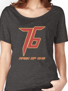 Soldier 76 Army Of One Women's Relaxed Fit T-Shirt
