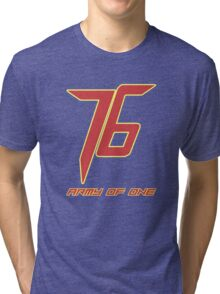 Soldier 76 Army Of One Tri-blend T-Shirt